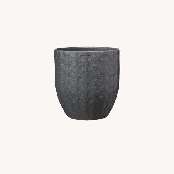 produkte_indoor_uebertopf_kiruna_orchid_vase_strukturschwarz-2207