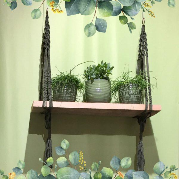 pflanzenschaukel